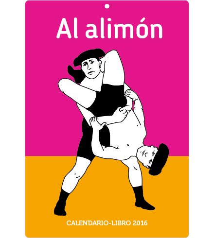 Al alimón. Calendario Time Sapiens 2016