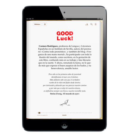 epub Good Luck!