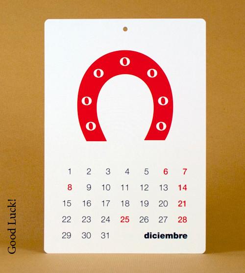 Good Luck! Diciembre