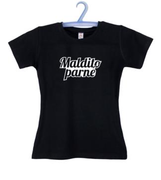 Camiseta «Maldito parné»