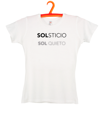 Camiseta Solsticio