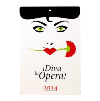 ¡Diva la Ópera! Portada